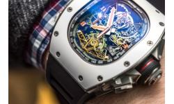 RM50-02 ACJ - đồng hồ triệu USD lấy cảm hứng từ máy bay Airbus