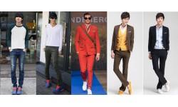 Đàn ông gầy mặc trang phục thế nào cho đẹp?