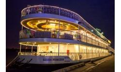 Saigon Princess du thuyền nhà hàng sang trọng đầu tiên tại Việt Nam