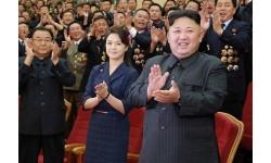 Vợ chồng chủ tịch Kim Jong Un và TT Donald Trump có sự trùng hợp thời trang thú vị
