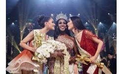Nhật Hà trượt top 3, người đẹp Mỹ đăng quang Hoa hậu Chuyển giới 2019