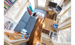 10 bí quyết cho ngôi nhà nhỏ và tối giản
