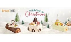 O Little Town of Christmas - Thành phố nhỏ mang tên BreadTalk