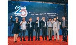 Ascott kỷ niệm 25 năm hoạt động tại Việt Nam cam kết xây dựng một tương lai bền vững hơn