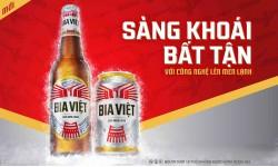 Bia Việt tôn vinh giá trị Việt!