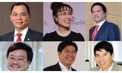 Top 10 tỷ phú Việt đồng loạt có chung niềm vui, tín hiệu vượt sóng sau đại dịch