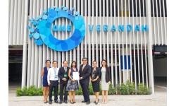 CBRE chính thức trở thành đơn vị quản lý vận hành dự án căn hộ One Verandah của Mapletree Việt Nam