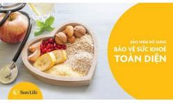 Sun Life Việt Nam giới thiệu sản phẩm bảo hiểm Bảo vệ sức khỏe toàn diện