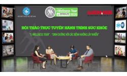 """Herbalife Việt Nam tổ chức hội thảo trực tuyến với chủ đề: """"Dinh dưỡng và các bệnh không lây nhiễm"""""""