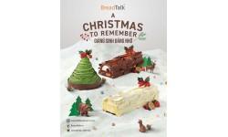 BreadTalk ra mắt bộ sưu tập mới nhân dịp giáng sinh