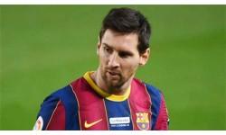 Messi lên tiếng về tương lai giữa bão tin đồn chuyển nhượng