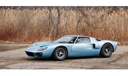 Những mẫu siêu xe đẹp nhất tại Mỹ thập niên 1960