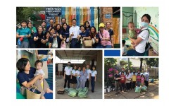 Làm cho cuộc sống tốt hơn: Manulife và Đội ngũ toàn cầu cùng lan tỏa Điều Tốt Đẹp