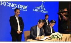 """Mekong One """"bắt tay"""" Saint-Gobain hướng đến vị trí dẫn đầu phân phối vật liệu thị trường Việt Nam"""