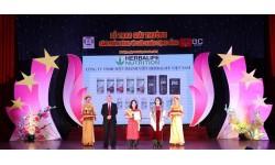 """Herbalife Việt Nam nhận giải thưởng """"Sản Phẩm Vàng Vì Sức Khỏe Cộng Đồng"""" trong nhiều năm liên tiếp"""