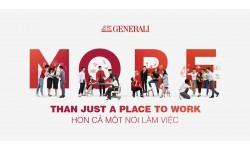 Generali Việt Nam triển khai chiến lược nhân sự hướng tới trở thành nhà tuyển dụng hàng đầu ngành bảo hiểm tài chính