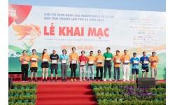 Herbalife Việt Nam hỗ trợ tổ chức Giải Vô địch quốc gia marathon và cự ly dài báo Tiền Phong 2021