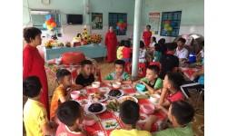 Herbalife Nutrition tổ chức Chương trình Ngôi Sao NFZH khuyến khích trẻ em ăn uống lành mạnh và chăm vận động ngay từ khi còn nhỏ