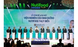 Nutifood – Công ty sữa duy nhất Việt Nam đầu tư viện nghiên cứu dinh dưỡng ở Thụy Điển
