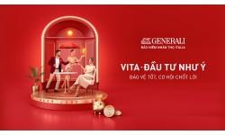 """Generali ra mắt sản phẩm đặc biệt """"VITA – Đầu Tư Như Ý"""" với nhiều quyền lợi và đặc tính vượt trội"""