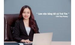 Trần Thị Thúy Phượng - Chuyện chưa kể về nữ giám đốc kinh doanh đầy bản lĩnh