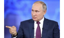 Tổng thống Putin nói về người kế nhiệm mình