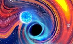 Hố đen nuốt chửng ngôi sao chết
