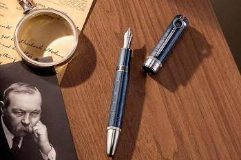 Bút máy Montblanc Sir Arthur Conan Doyle Writers Edition 2021 phiên bản giới hạn