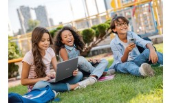 ASUS ra mắt laptop chuyên biệt dành cho  học sinh tiểu học và trung học - ASUS BR1100F