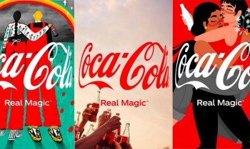 """""""Real Magic"""" chiến dịch tiếp thị toàn cầu mới nhất của Coca-Cola"""