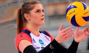 Martyna Grajber: Mỹ nhân bóng chuyền Ba Lan đẹp không tì vết