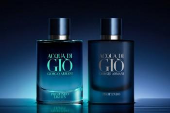 Giorgio Armani ra mắt nước hoa phiên bản giới hạn mới dành cho nam