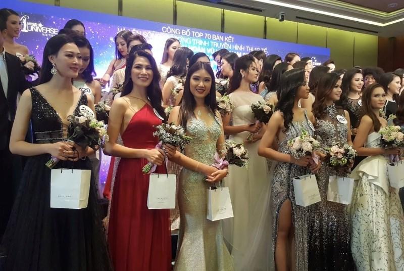 Oriflame là nhà tài trợ mỹ phẩm chính thức cuộc thi Hoa Hậu Hoàn Vũ Việt Nam 2017
